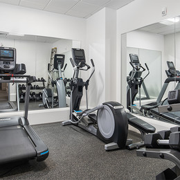 The Telephone Building Fitness Center