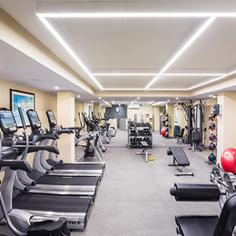 Water View Village Fitness Center