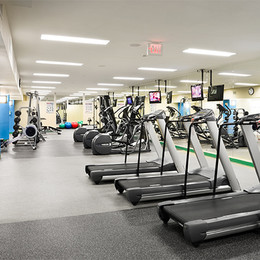 Longwood Towers Fitness Center