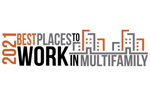 2021 Best Places to Work in Multifamily