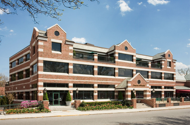 CHR Headquarters in Chestnut Hill, MA