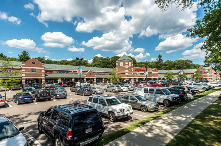Hancock Village at Chestnut Hill Shopping Plaza