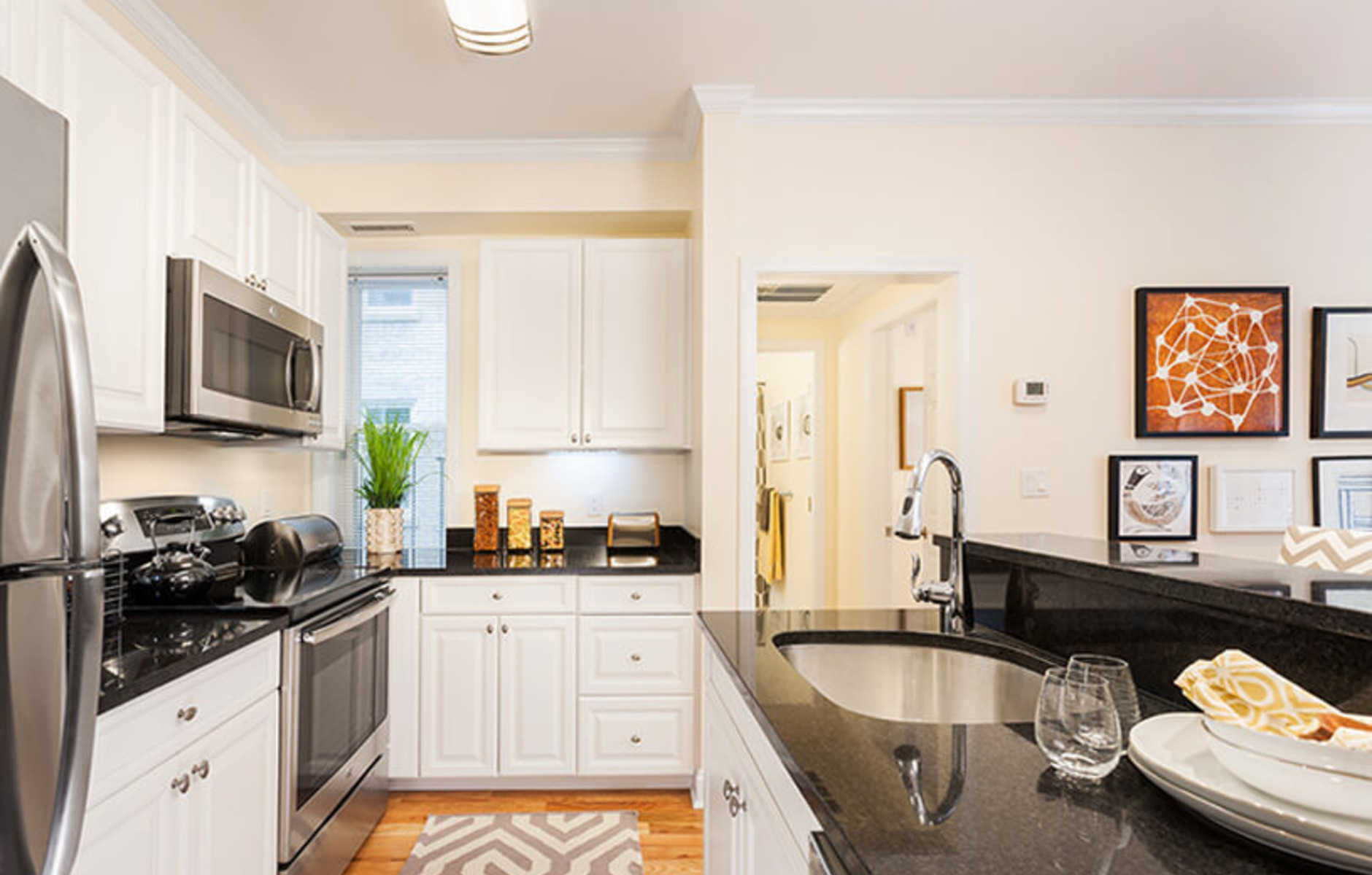 Brand New and Fully Updated Kitchens