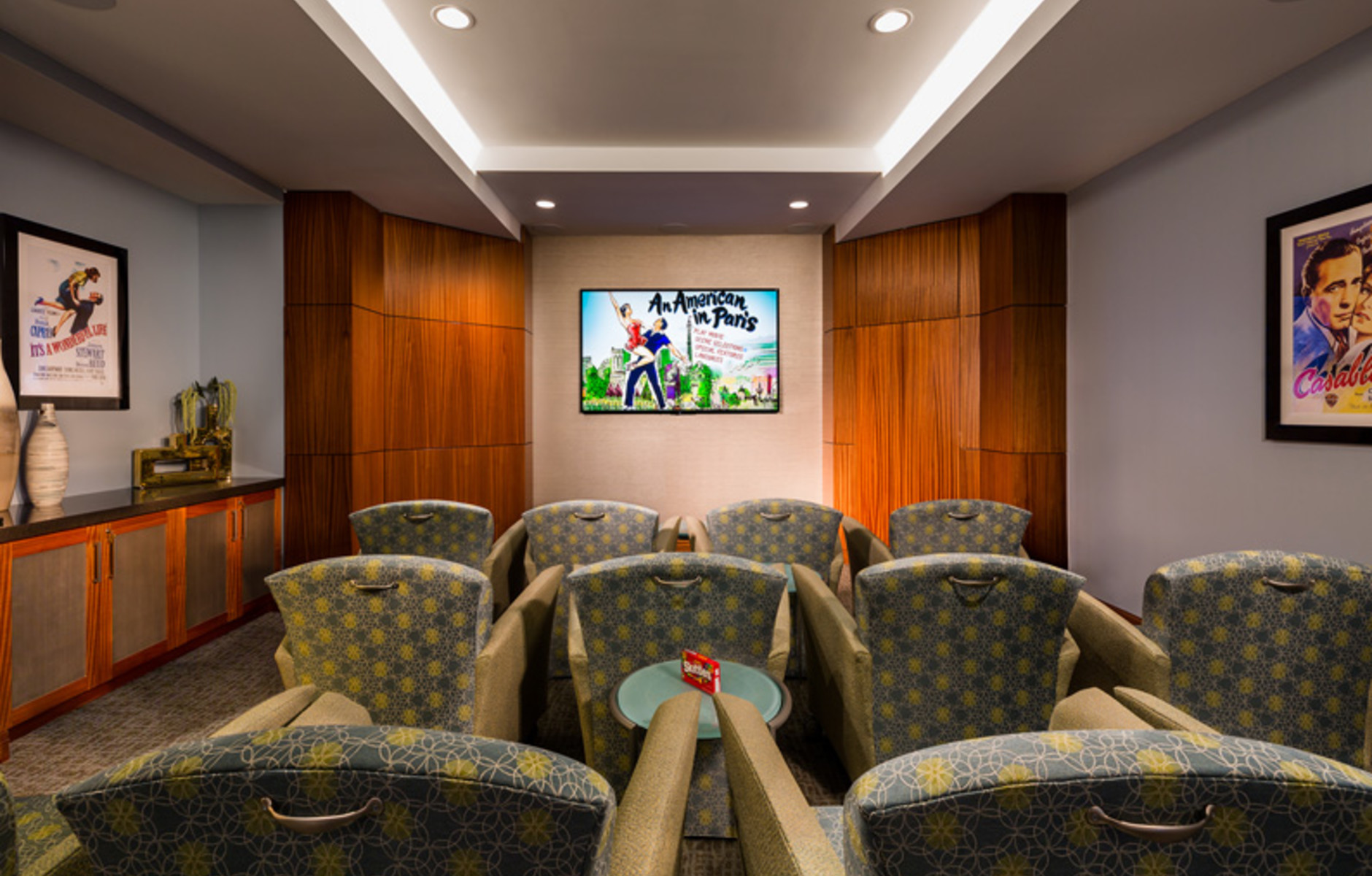 Entertainment Suite