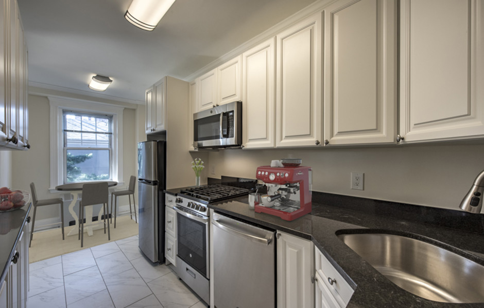 Chauncy Court - Newly Renovated Kitchen